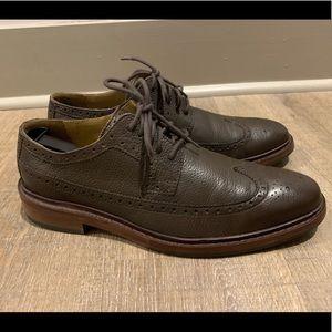Cole Haan Wingtip Dress Shoes